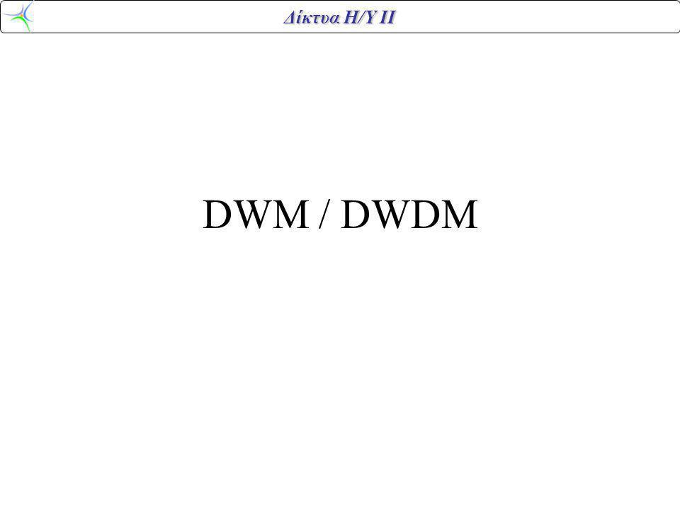 DWM / DWDM