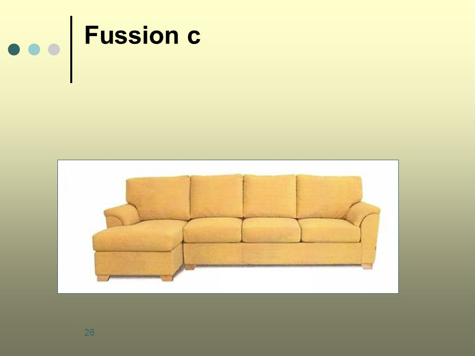 Fussion c