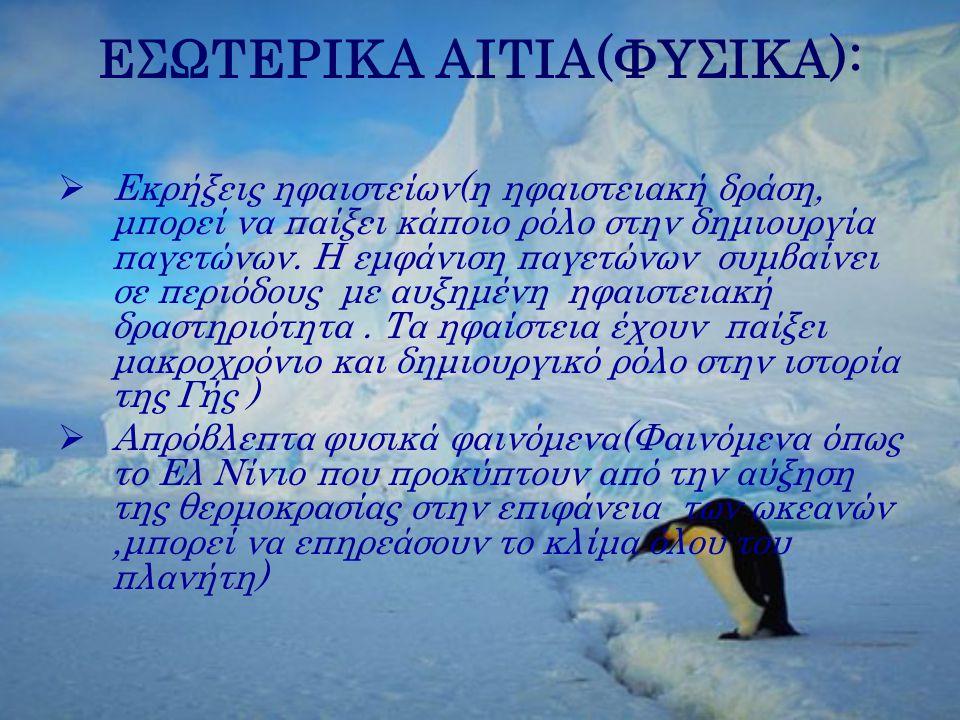 ΕΣΩΤΕΡΙΚΑ ΑΙΤΙΑ(ΦΥΣΙΚΑ):