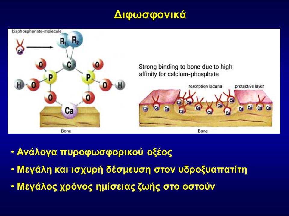 Διφωσφονικά Ανάλογα πυροφωσφορικού οξέος