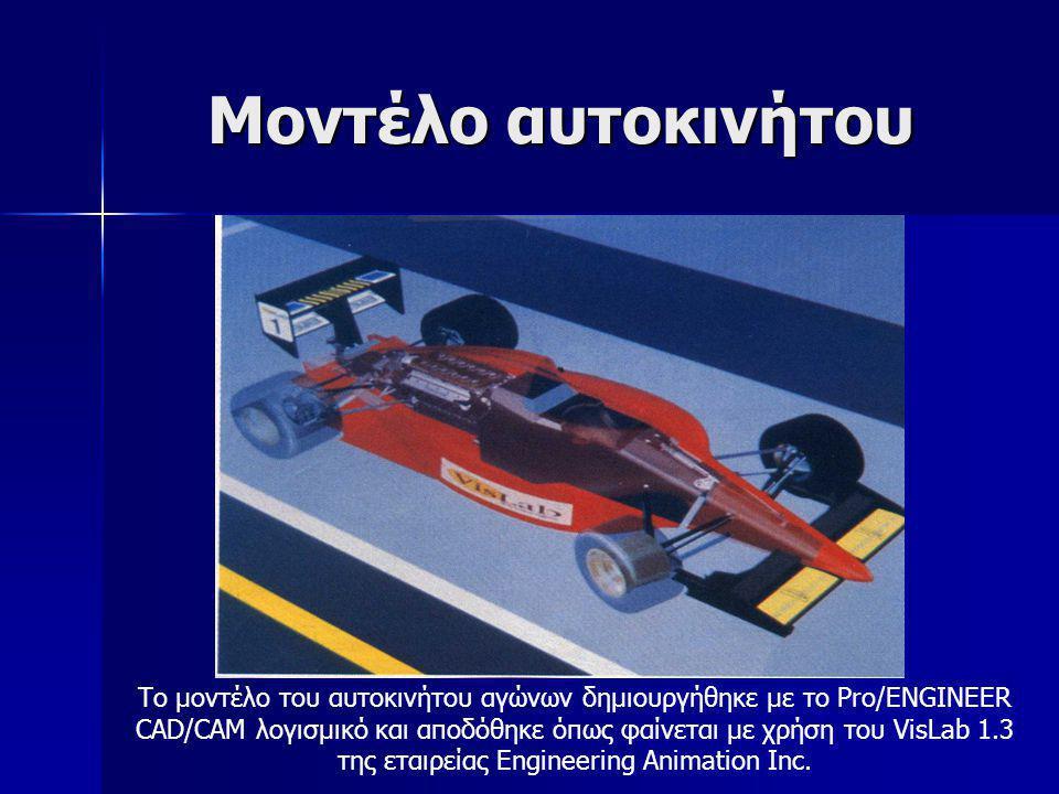 Μοντέλο αυτοκινήτου