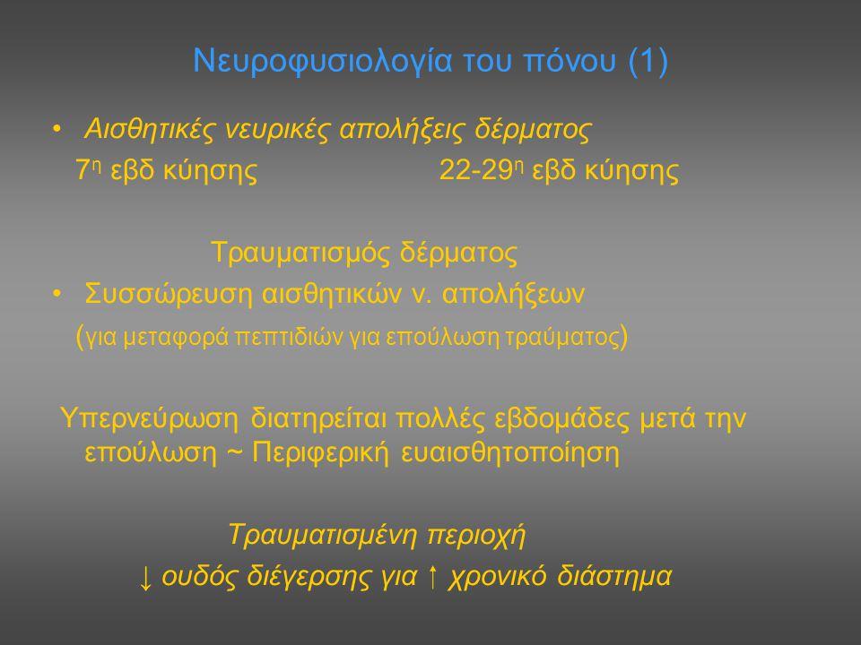 Νευροφυσιολογία του πόνου (1)