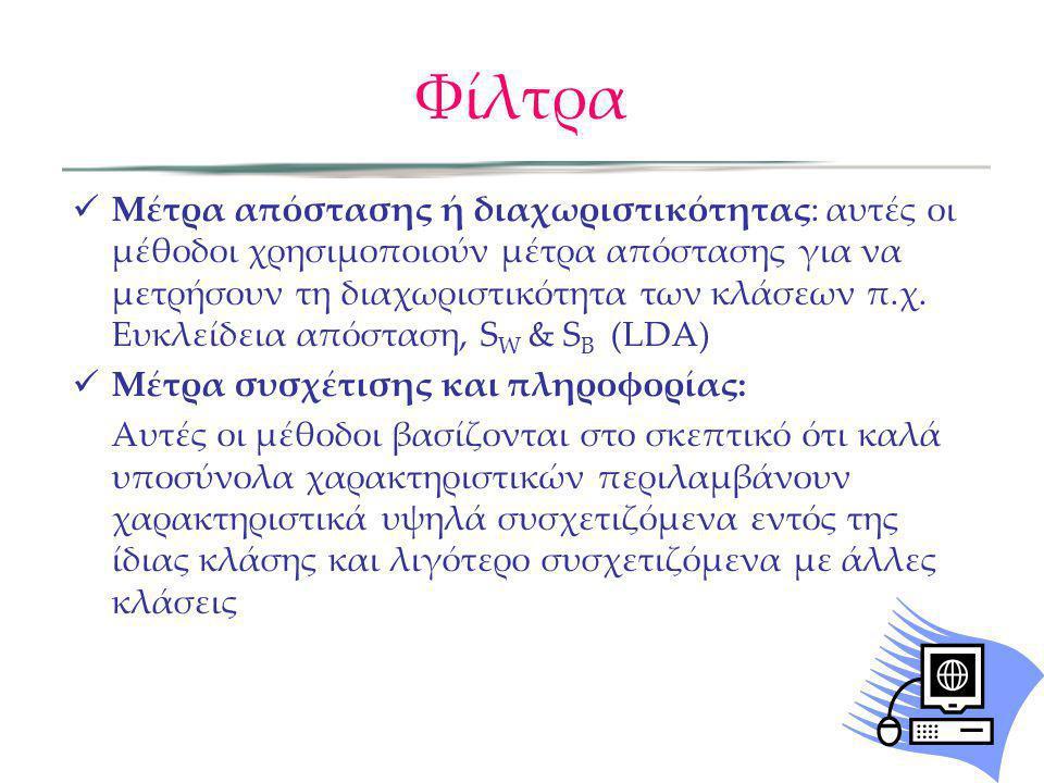 Φίλτρα