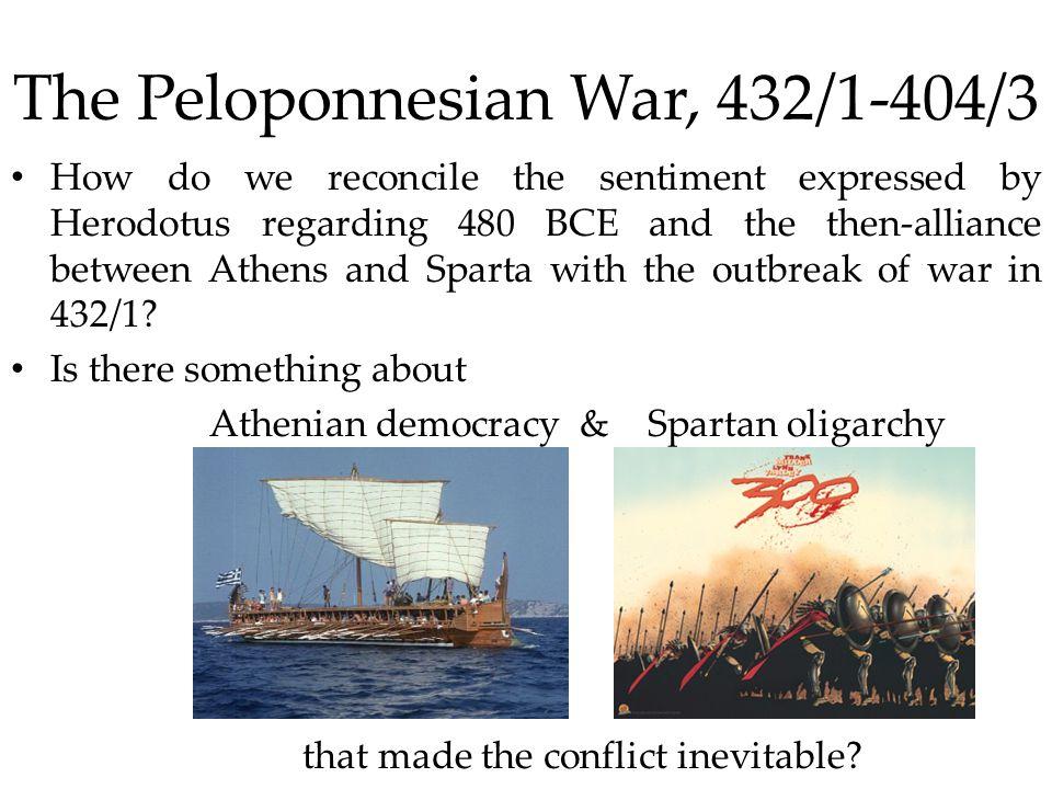 The Peloponnesian War, 432/1-404/3