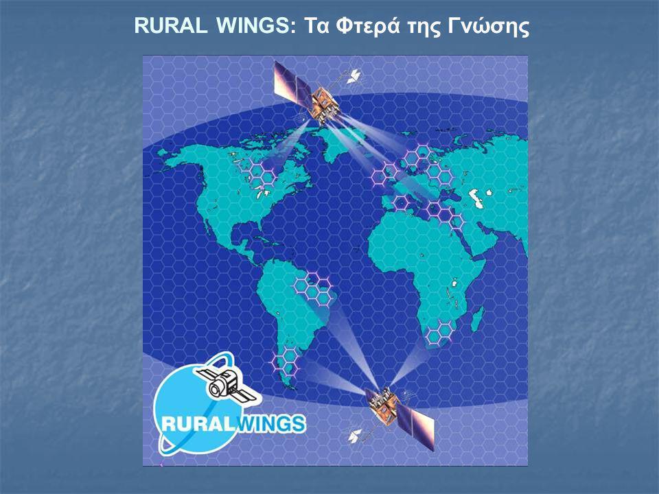 RURAL WINGS: Τα Φτερά της Γνώσης