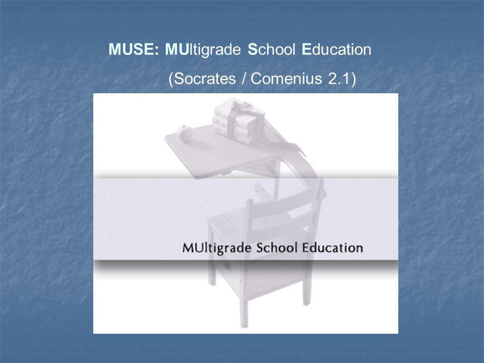MUSE: MUltigrade School Education