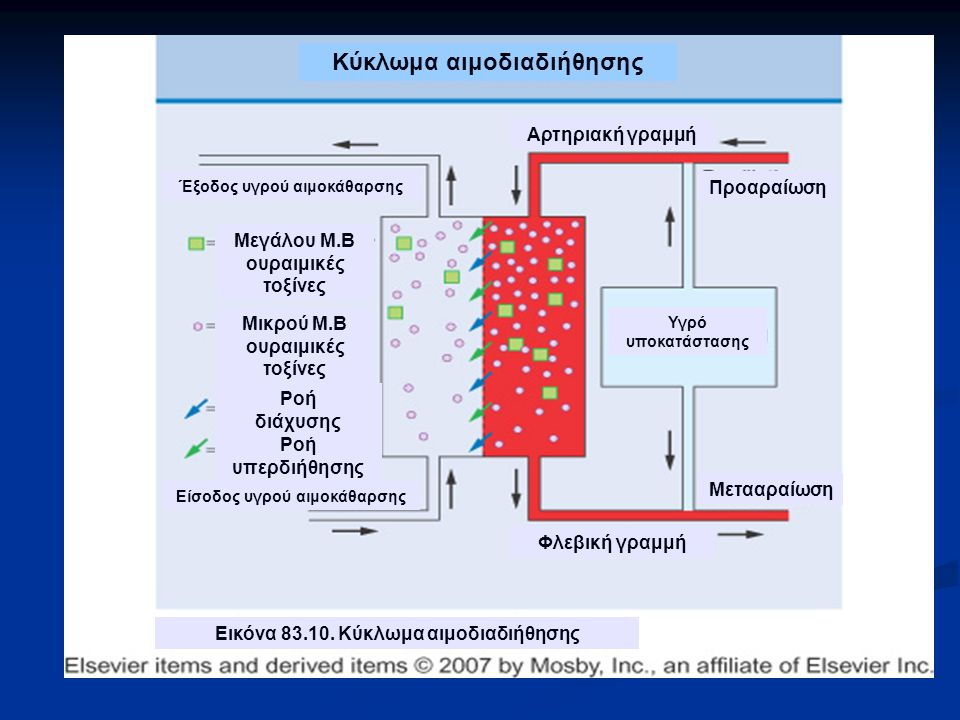 Κύκλωμα αιμοδιαδιήθησης
