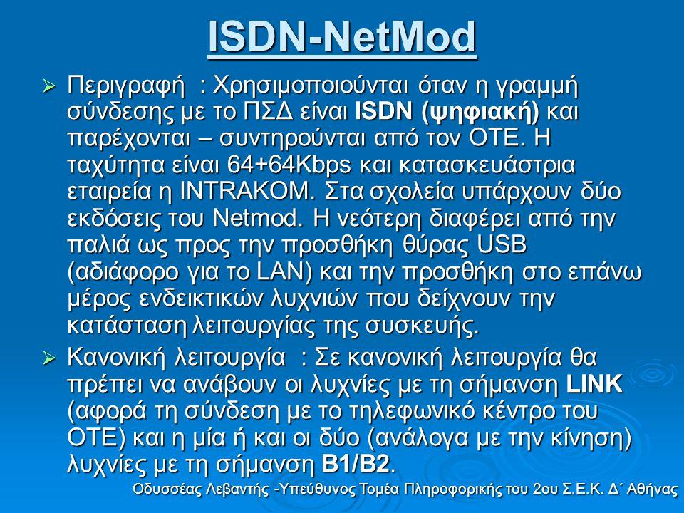 ISDN-NetMod