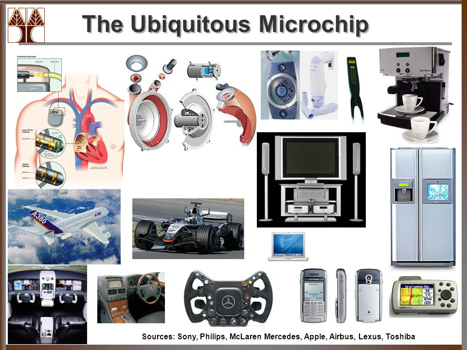 The Ubiquitous Microchip