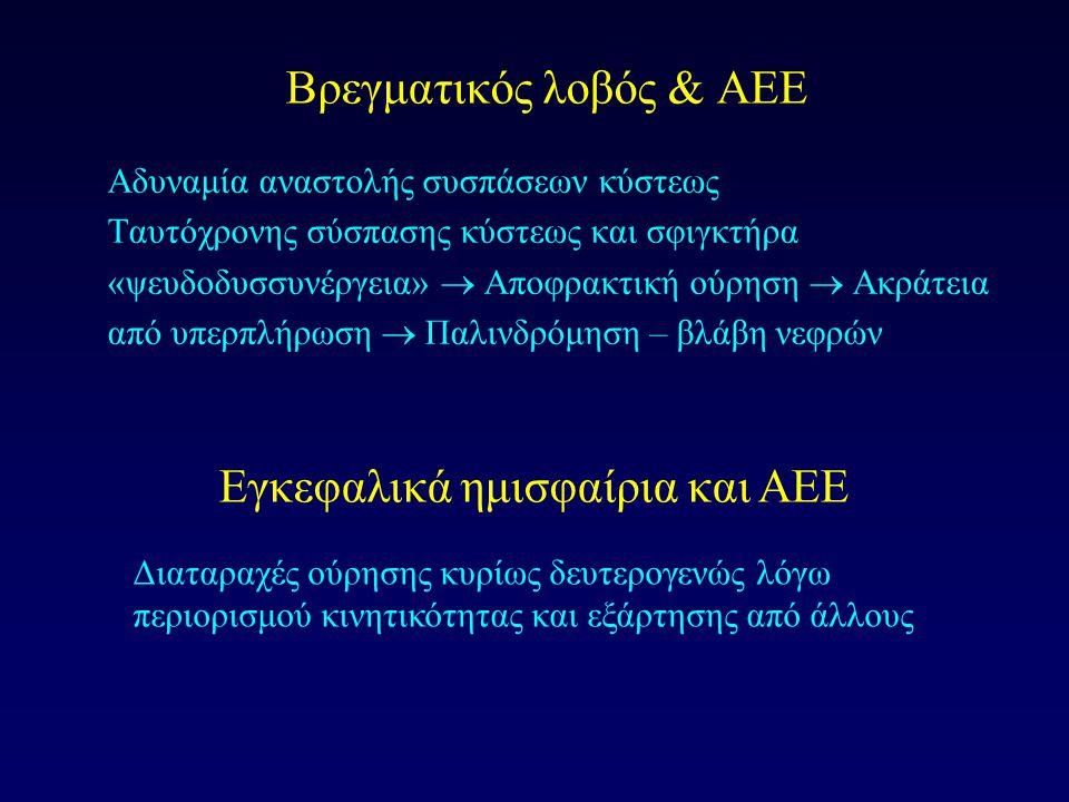 Βρεγματικός λοβός & ΑΕΕ