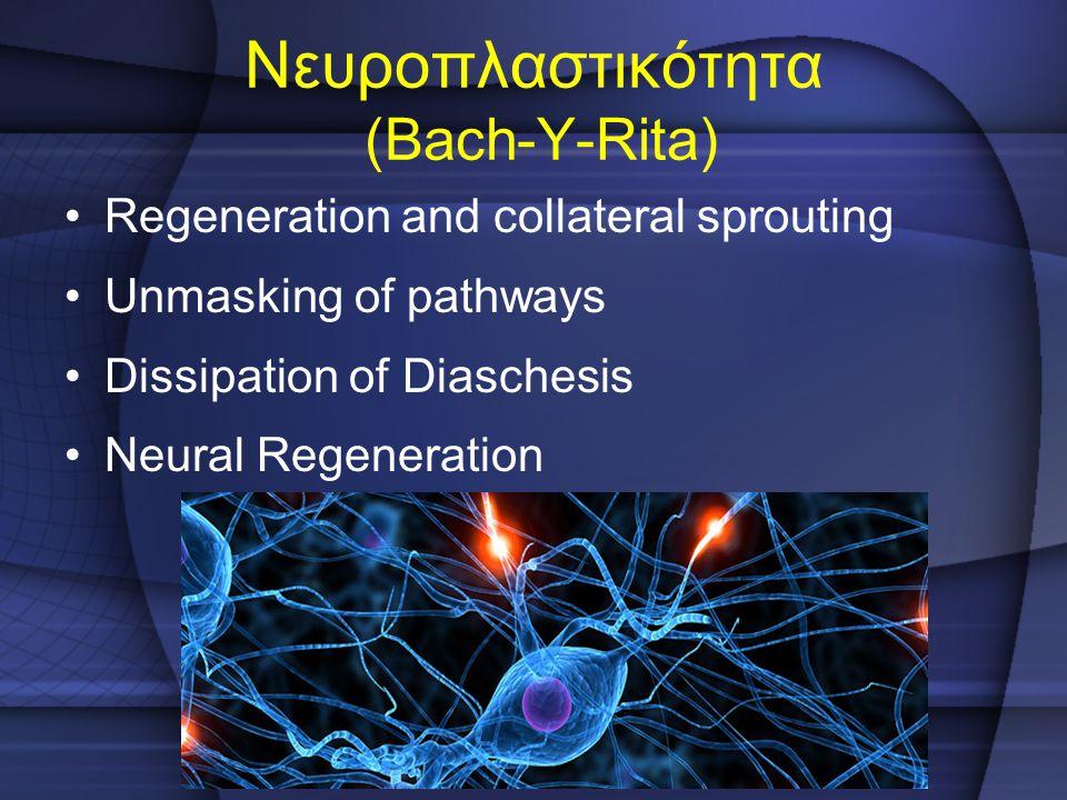 Νευροπλαστικότητα (Bach-Y-Rita)