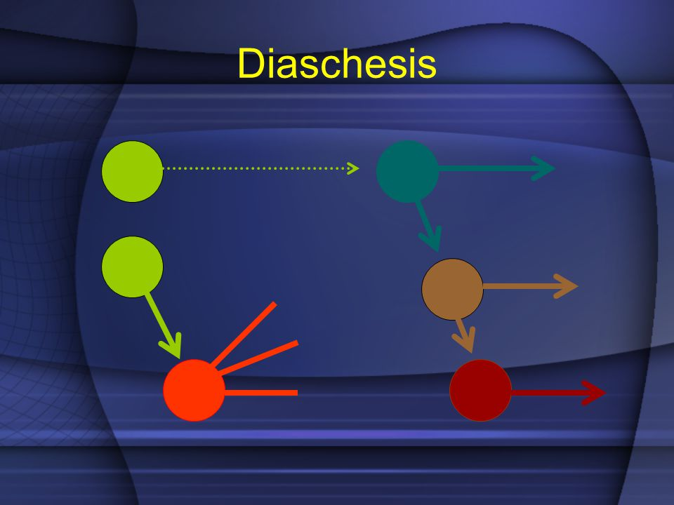 Diaschesis