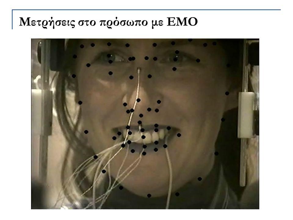 Μετρήσεις στο πρόσωπο με ΕΜΟ