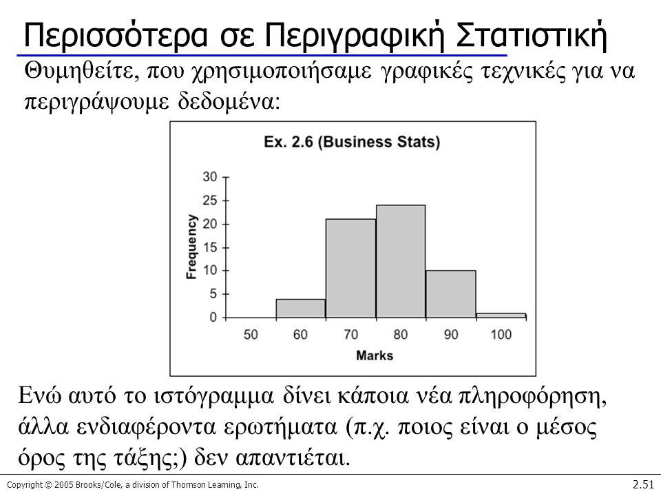 Περισσότερα σε Περιγραφική Στατιστική