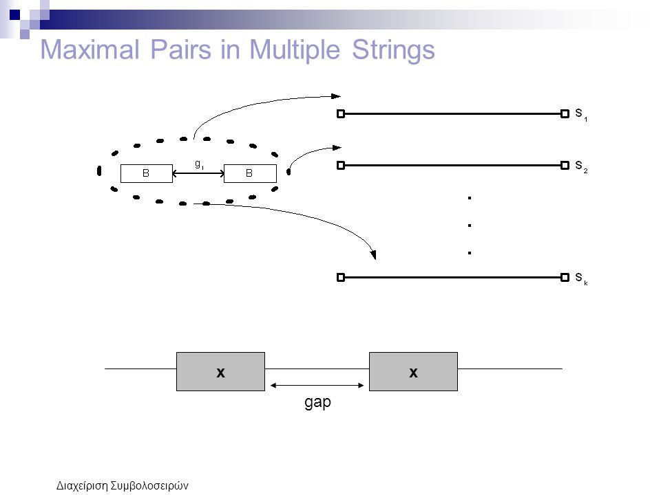 Maximal Pairs in Multiple Strings
