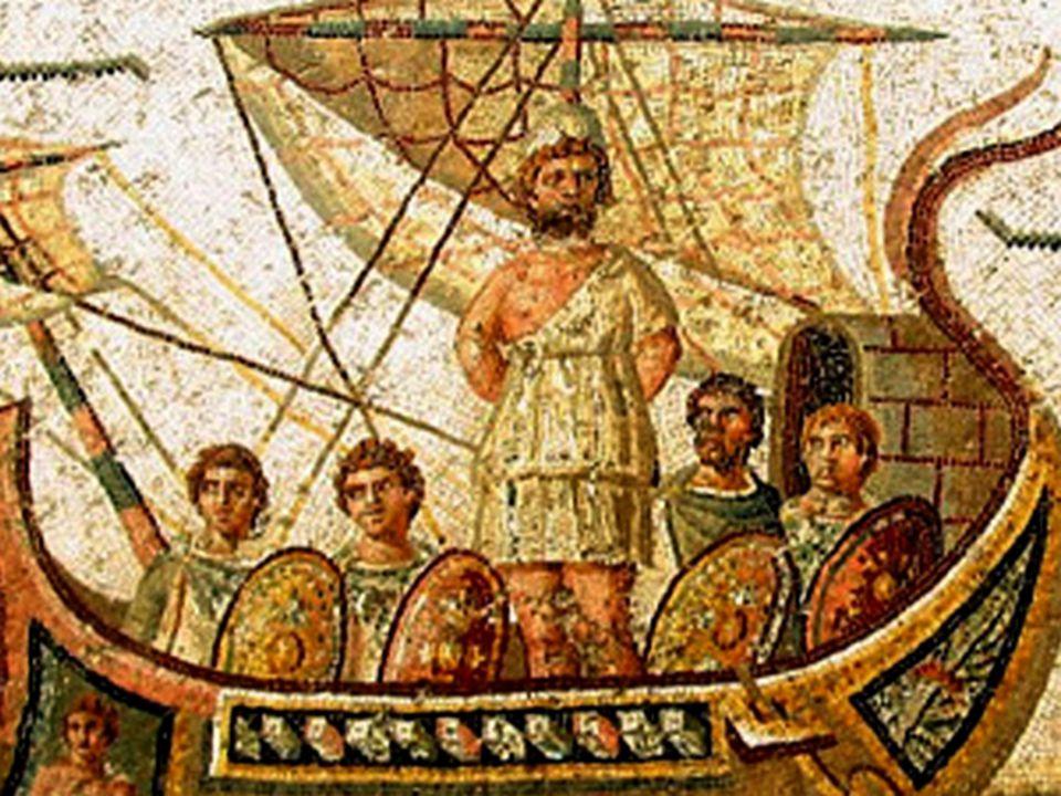 ἐν δὲ δύω κρῆναι Hay dos fuentes Allí lo admiraba el divino Ulises