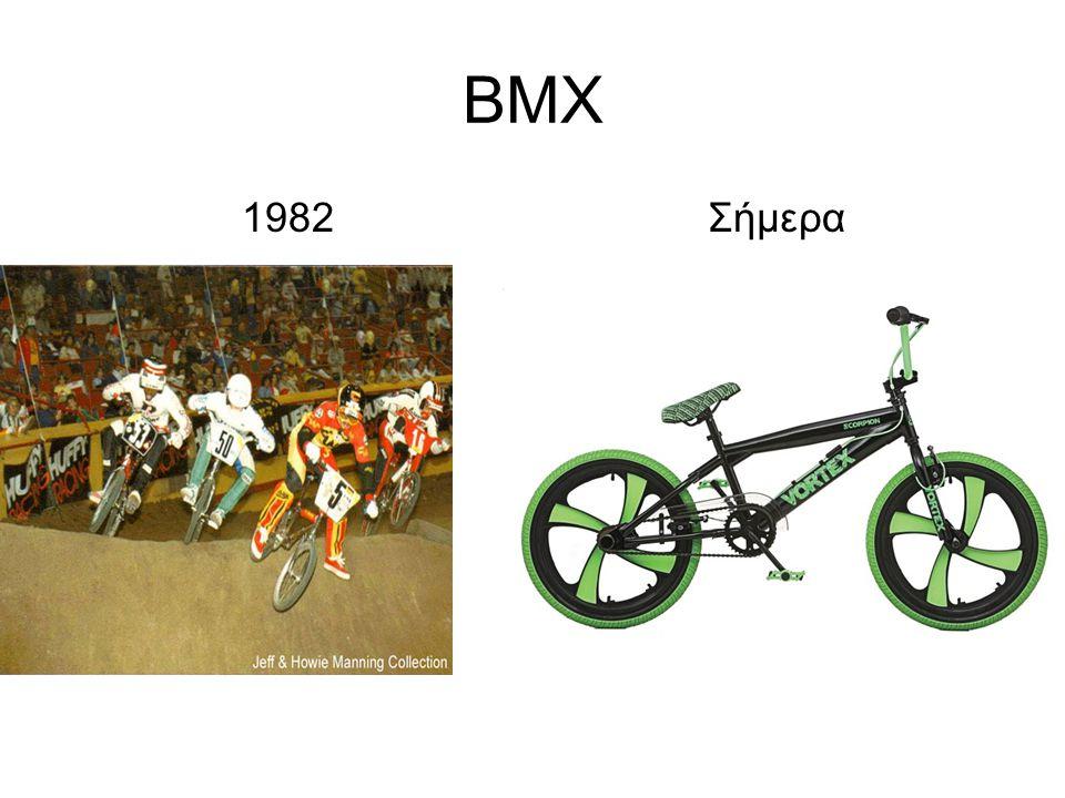 ΒΜΧ 1982 Σήμερα