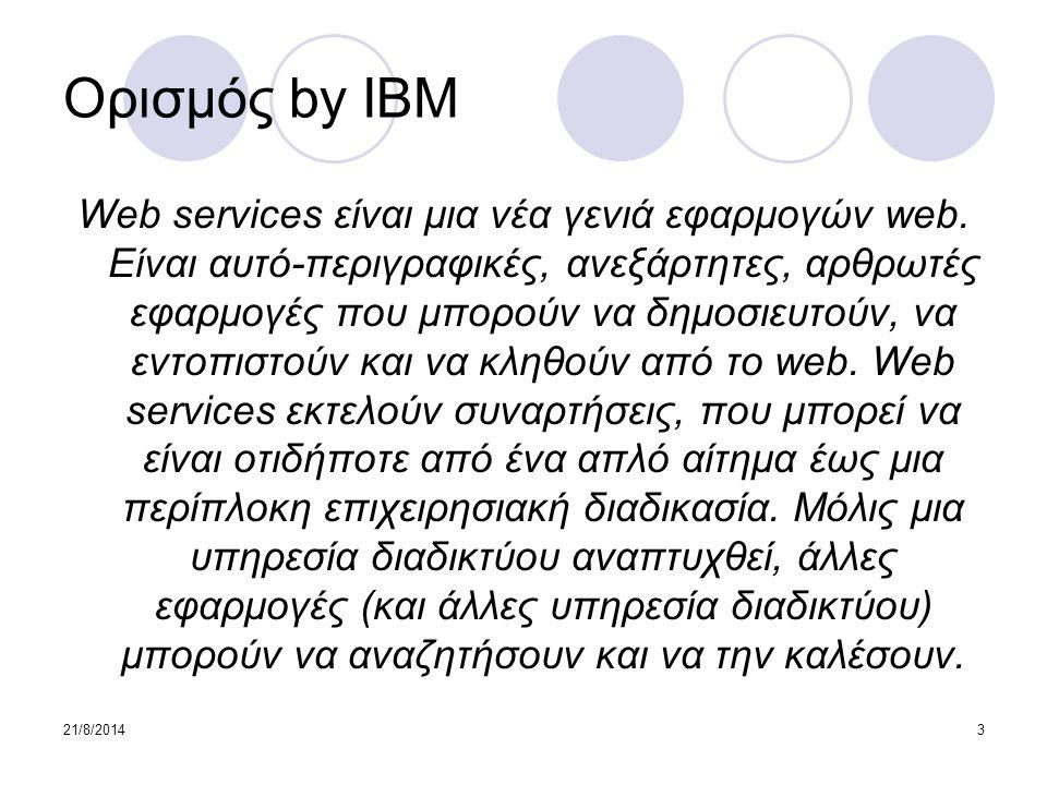 Ορισμός by IBM