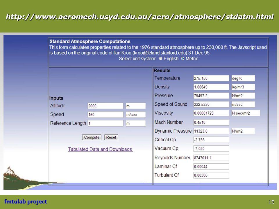 http://www.aeromech.usyd.edu.au/aero/atmosphere/stdatm.html