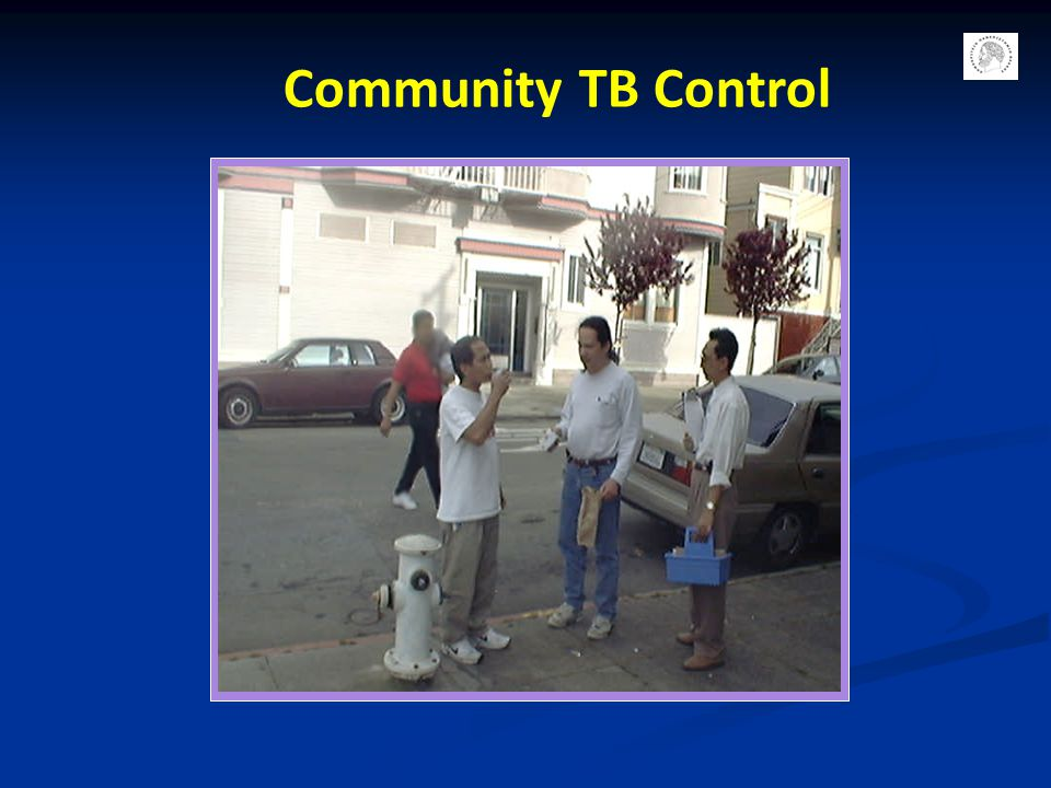 Community TB Control