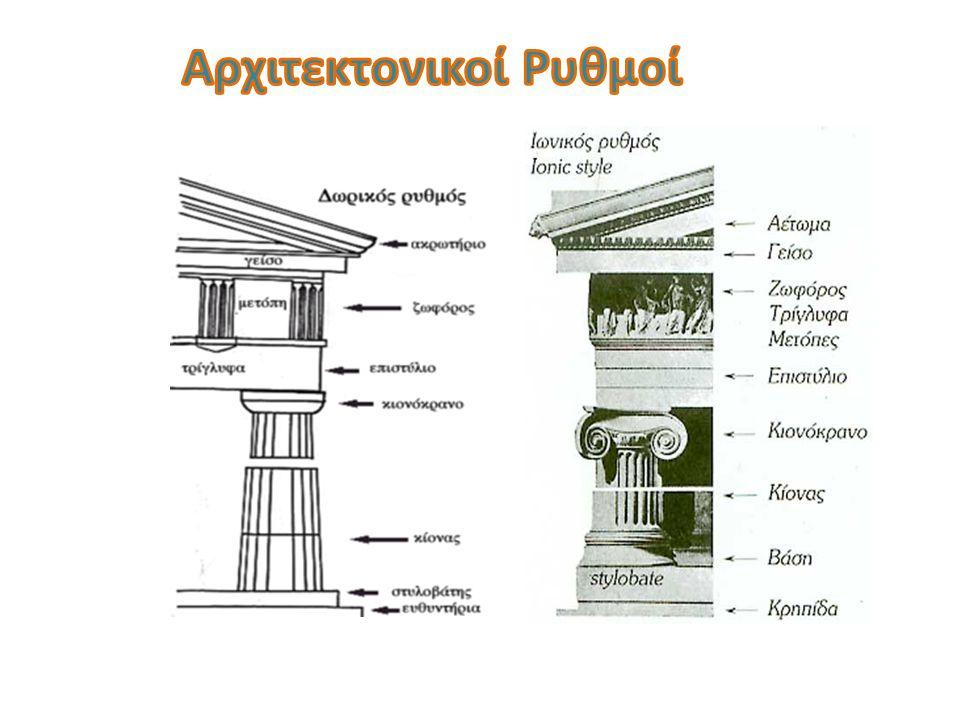 Αρχιτεκτονικοί Ρυθμοί