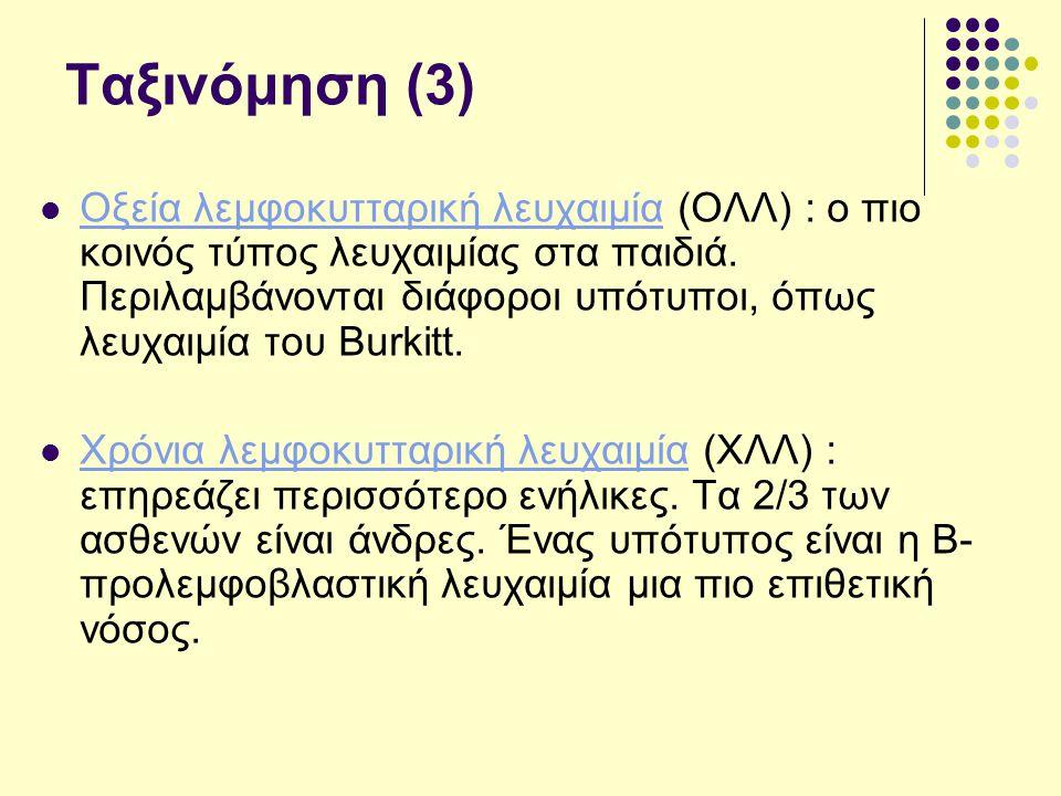 Ταξινόμηση (3)
