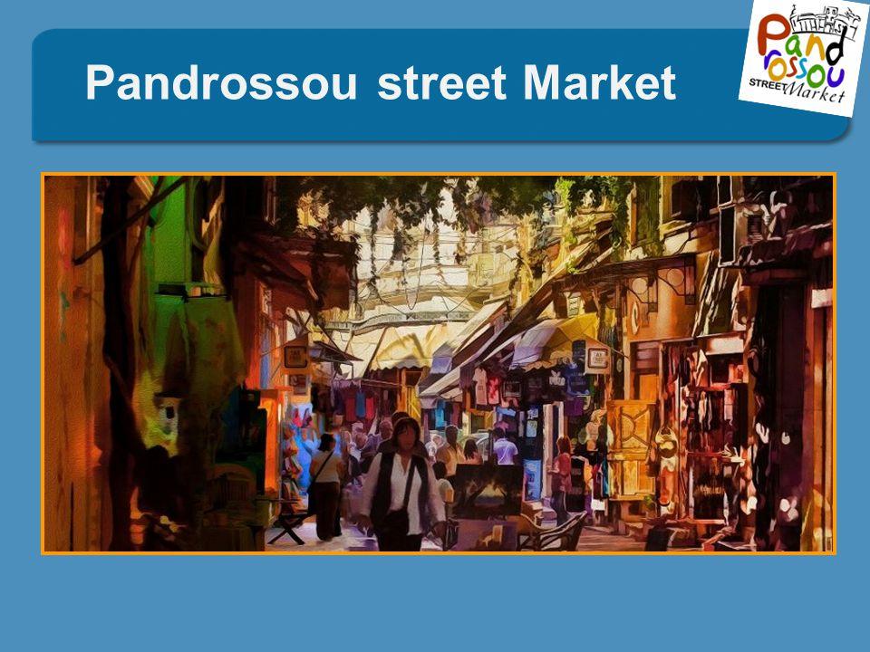 Pandrossou street Market