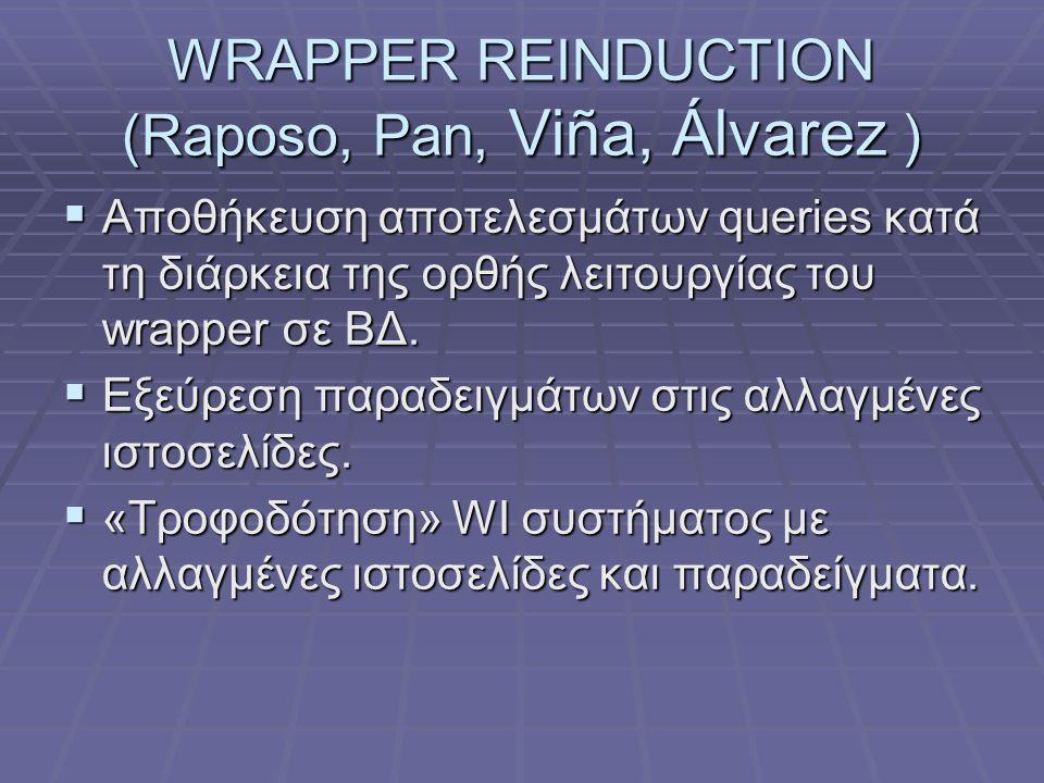 WRAPPER REINDUCTION (Raposo, Pan, Viña, Álvarez )