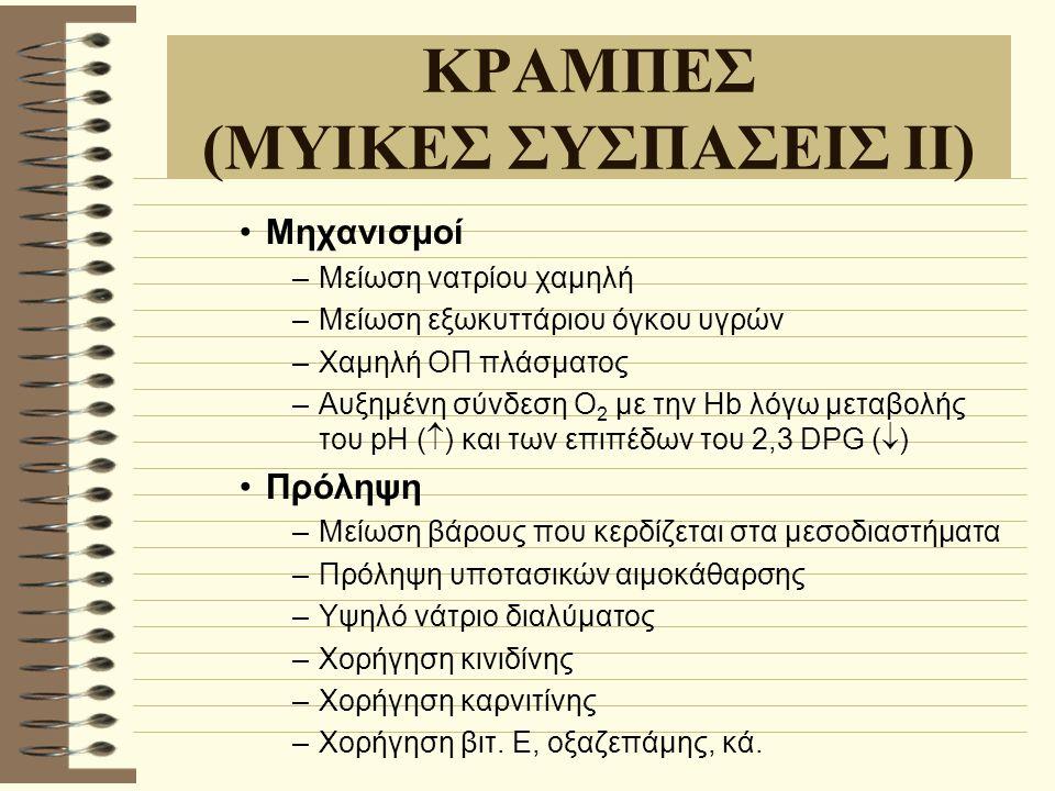 ΚΡΑΜΠΕΣ (ΜΥΙΚΕΣ ΣΥΣΠΑΣΕΙΣ ΙΙ)