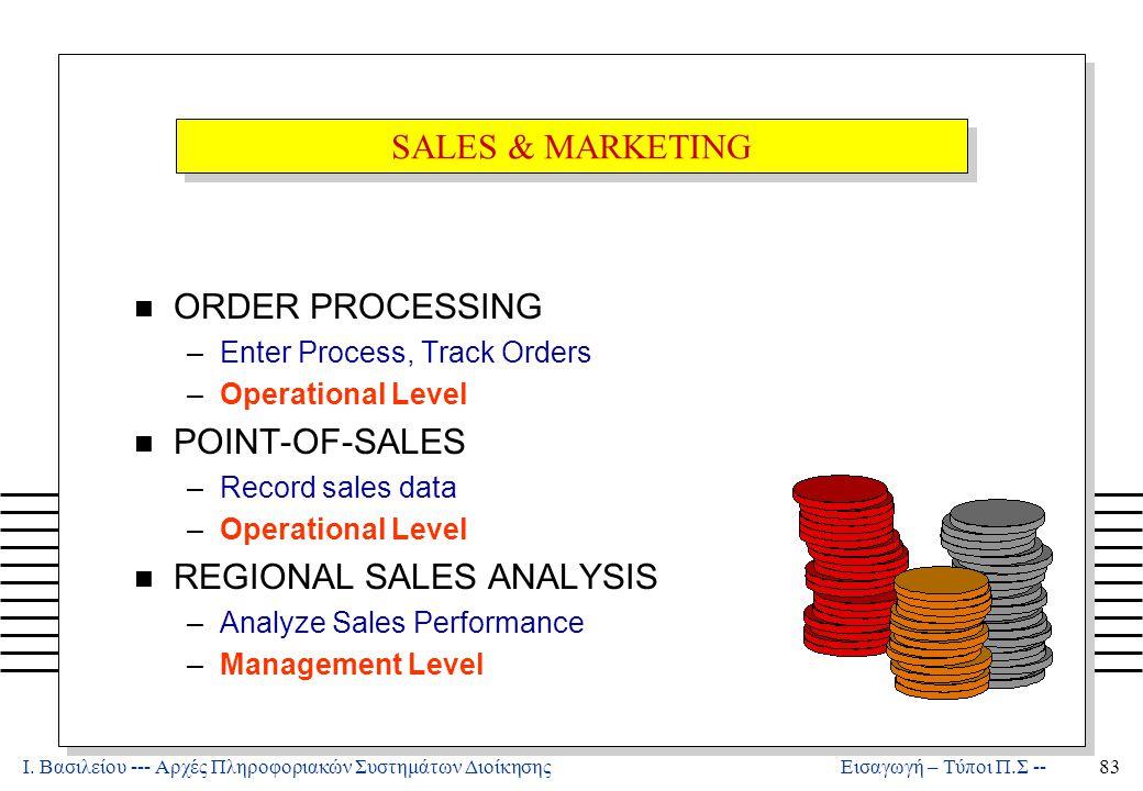 Σχέσεις με πελάτες και προμηθευτές: