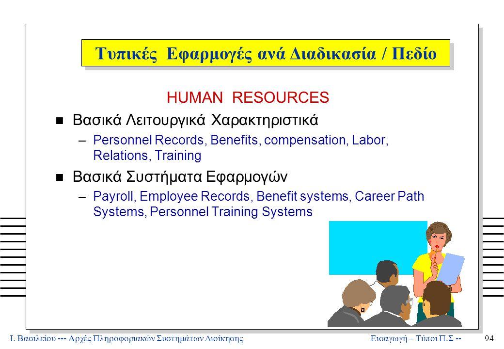 Διοίκηση εκμετάλλευσης υπηρεσιών και παραγωγής: