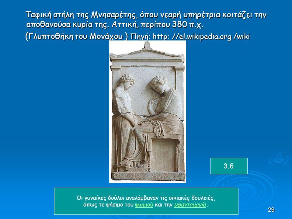 (Γλυπτοθήκη του Μονάχου ) Πηγή: http: //el.wikipedia.org /wiki
