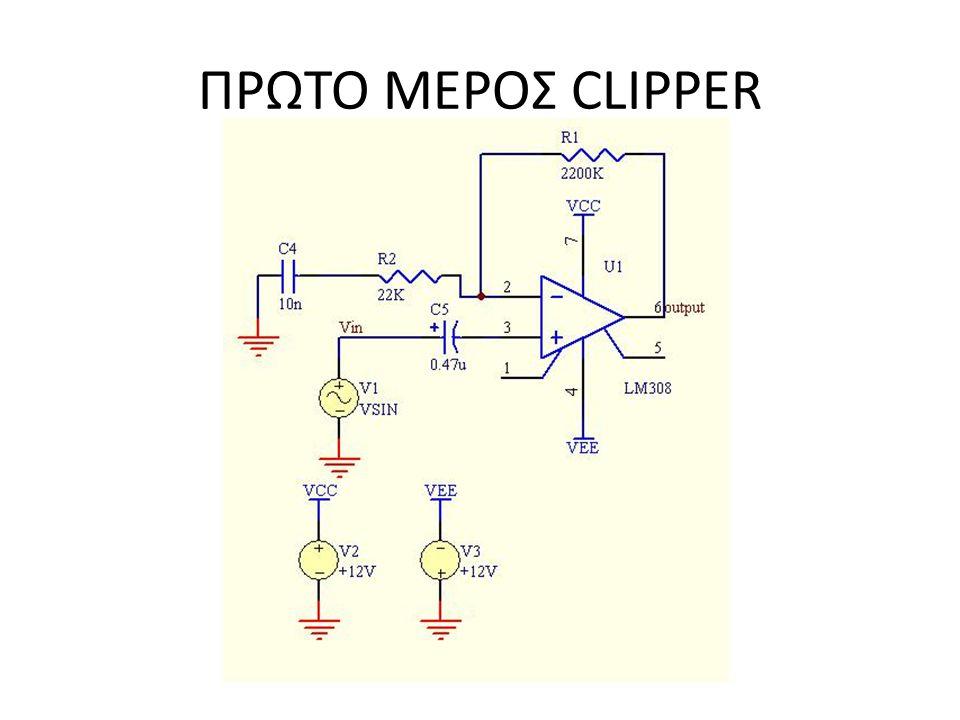 ΠΡΩΤΟ ΜΕΡΟΣ CLIPPER