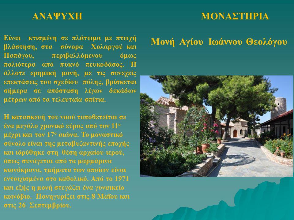 Μονή Αγίου Ιωάννου Θεολόγου