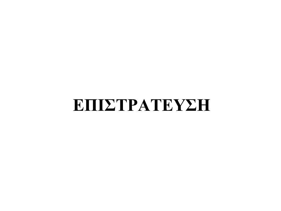 ΕΠΙΣΤΡΑΤΕΥΣΗ