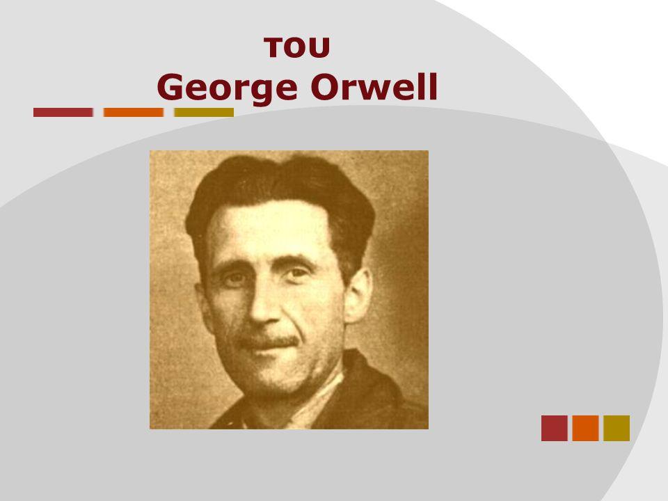 του George Orwell