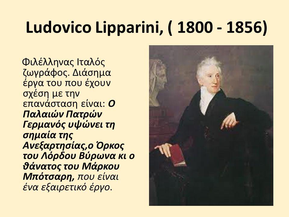 Ludovico Lipparini, ( 1800 - 1856)