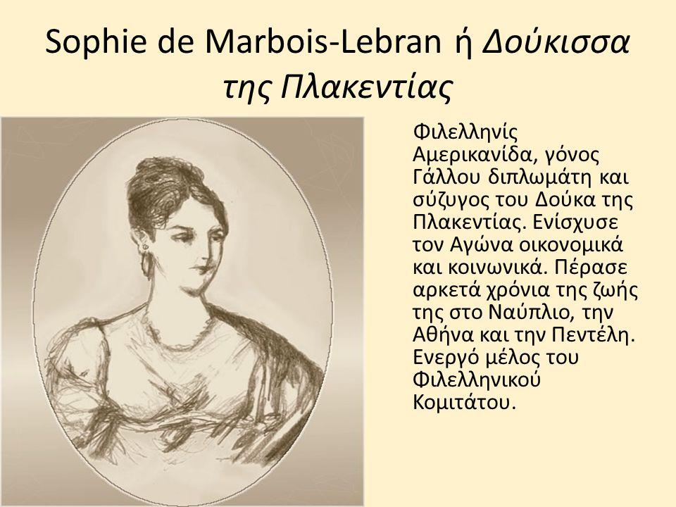 Sophie de Marbois-Lebran ή Δούκισσα της Πλακεντίας