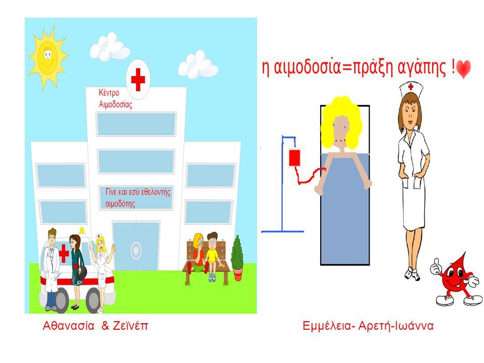 Αθανασία & Ζεϊνέπ Εμμέλεια- Αρετή-Ιωάννα