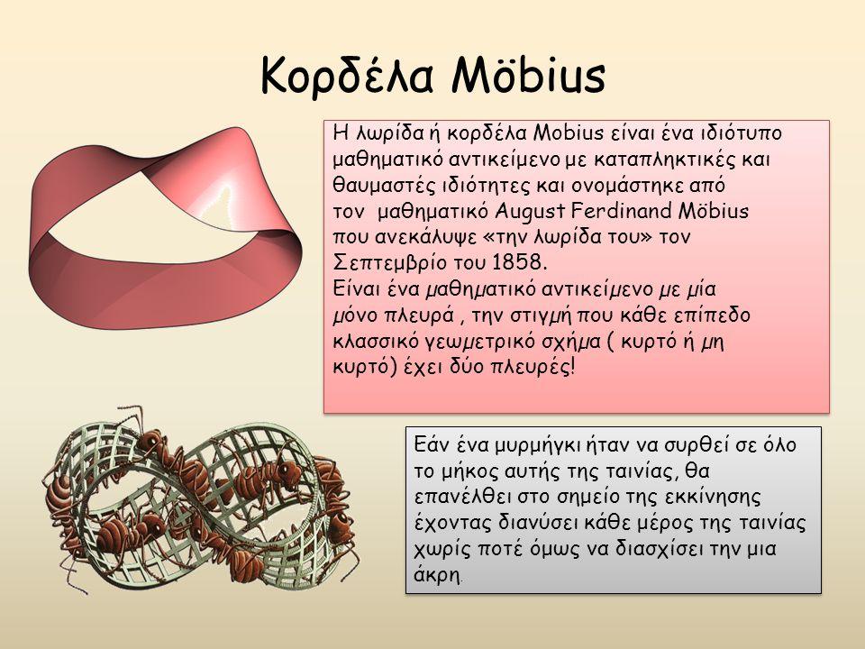 Κορδέλα Möbius