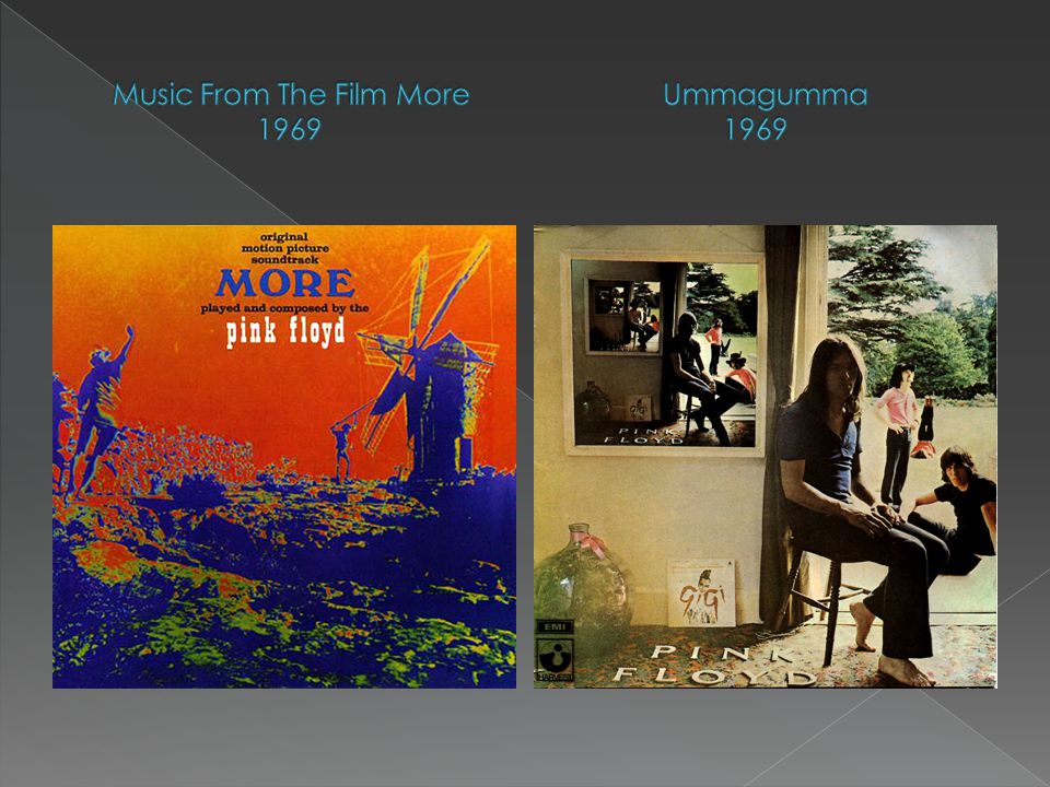 Music From The Film More Ummagumma 1969 1969
