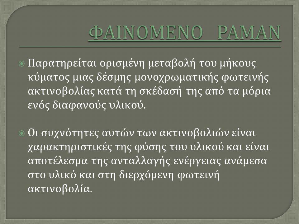ΦΑΙΝΟΜΕΝΟ ΡΑΜΑΝ