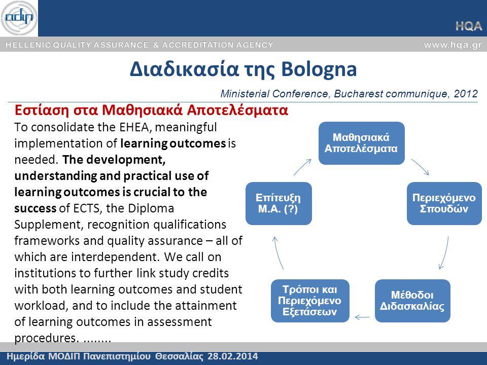 Διαδικασία της Bologna