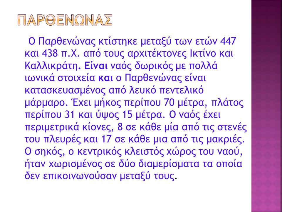 ΠΑΡΘΕΝΩΝΑΣ