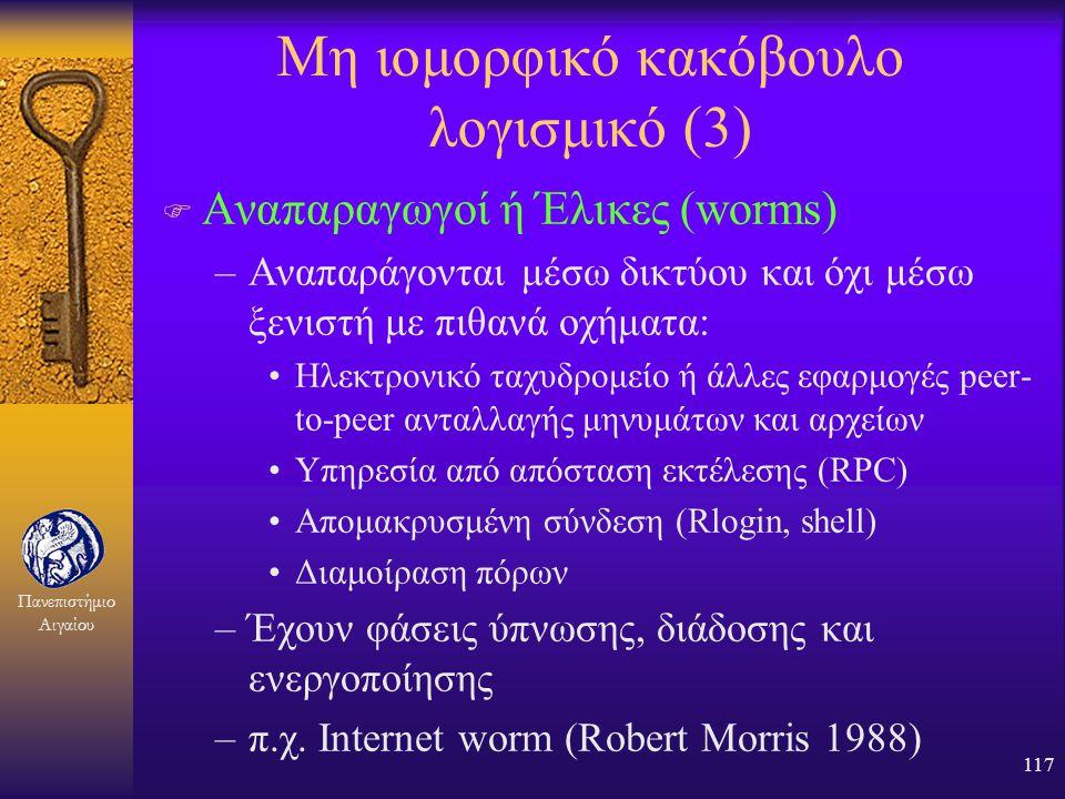 Μη ιομορφικό κακόβουλο λογισμικό (3)