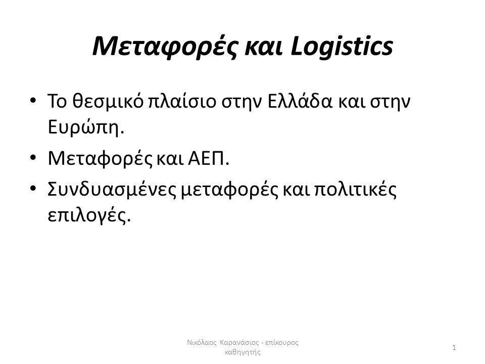 Το θεσμικό πλαίσιο στην Ελλάδα