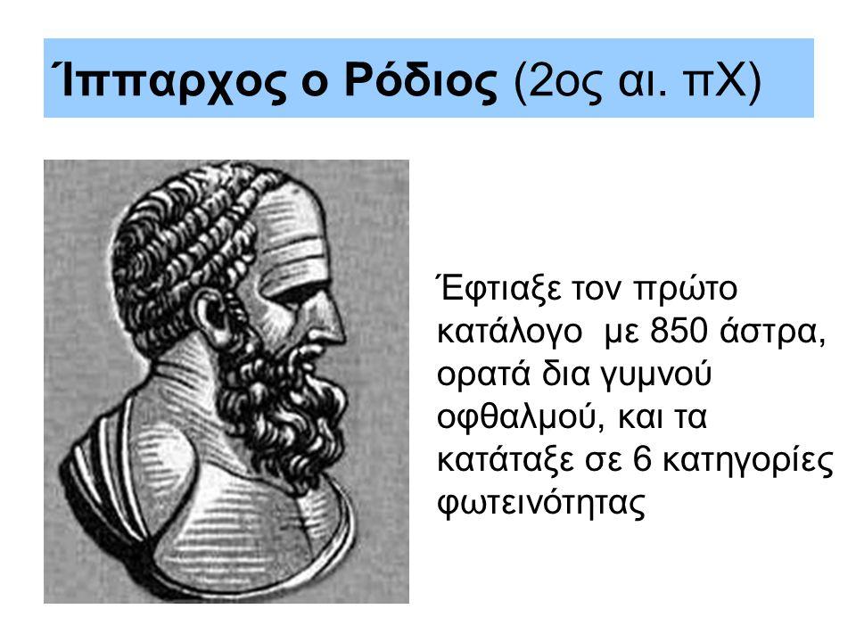 Ίππαρχος ο Ρόδιος (2ος αι. πΧ)