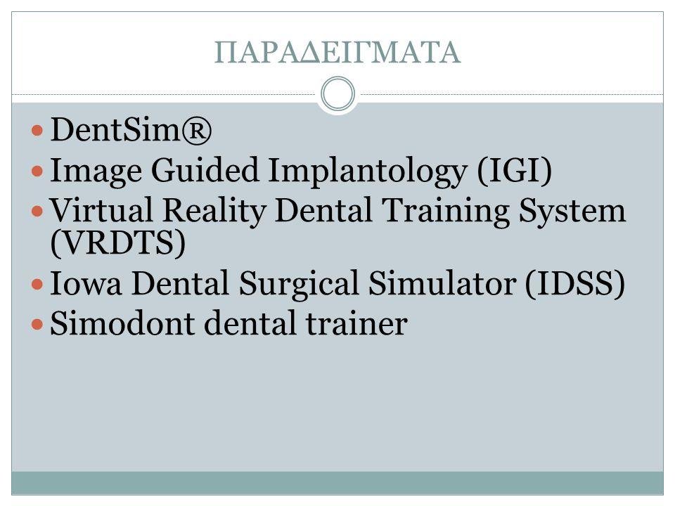 Image Guided Implantology (IGI)