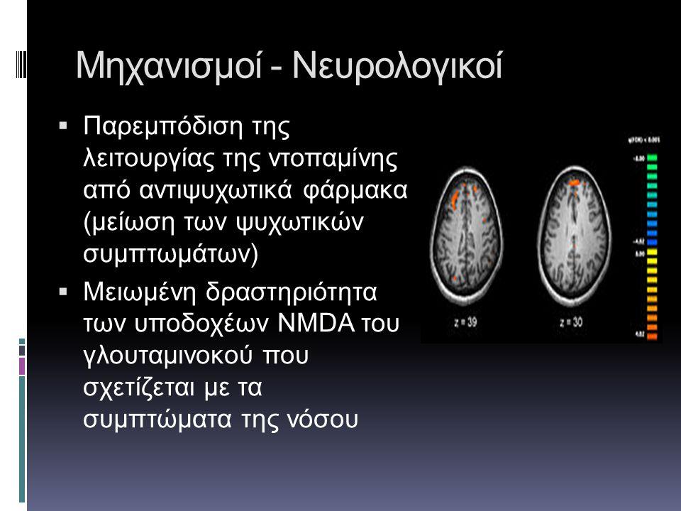 Μηχανισμοί - Νευρολογικοί