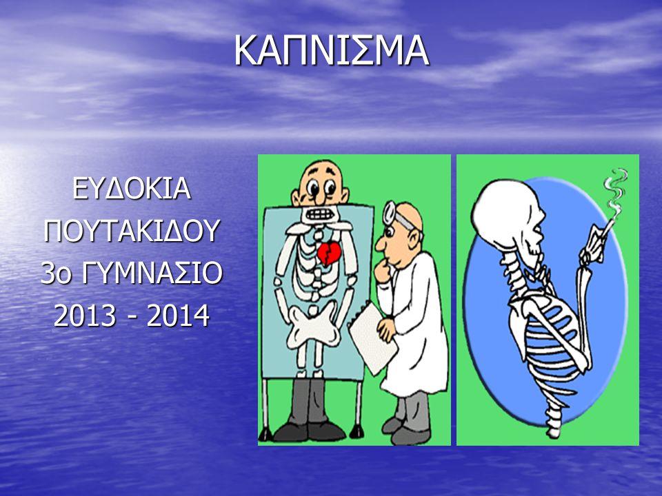ΕΥΔΟΚΙΑ ΠΟΥΤΑΚΙΔΟΥ 3ο ΓΥΜΝΑΣΙΟ 2013 - 2014